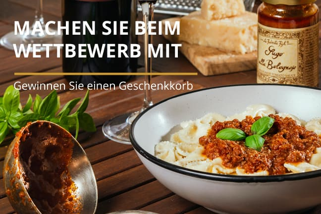 Wettbewerb: Herbst-Pasta-Wettbewerb 2020